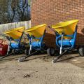 Fleming Trailed Fertiliser Spreaders