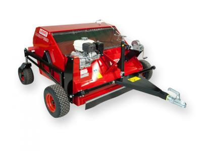 Logic MSP120 Pro-Sweep Horse Muck Sweeper/Collector