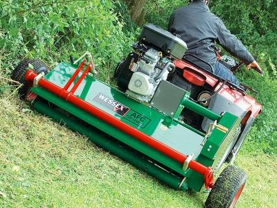 Wessex 1.2m AFE-120 flail mower 13.hp