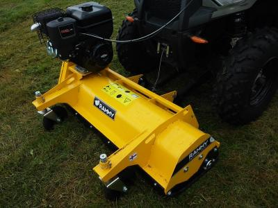 Front Mounted Mowers