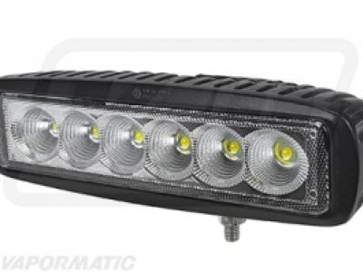 VAPORMATIC LOW PROFILE LED WORK LIGHT