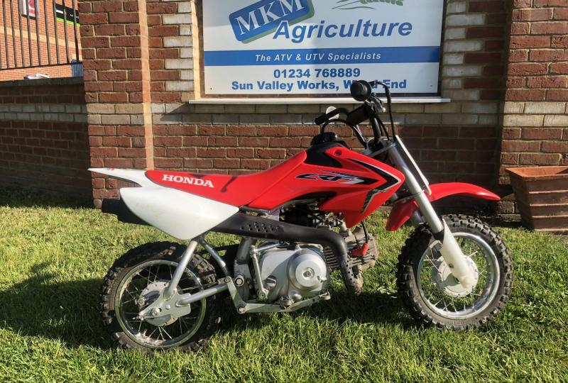 Honda CRF50F Kids MX bike (Bedford)